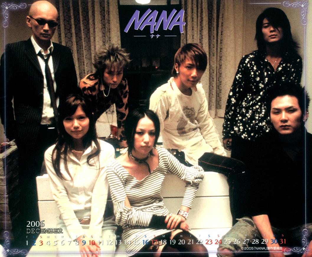 Nana Calendar Scans